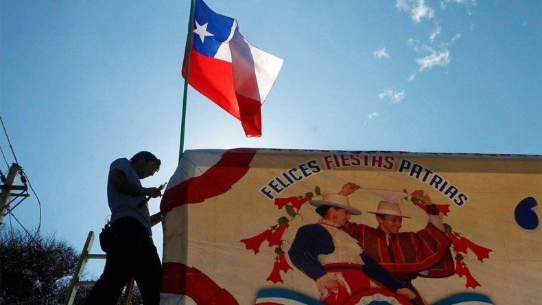 Chile: fiestas patrias con reuniones familiares