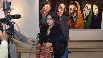 presentadora de tv en pakistan fue acribillada por su esposo