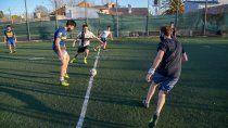 El Fútbol 5 pretende parecerse más al habitual en Neuquén.