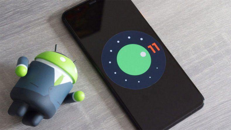 Estos son los primeros celulares compatibles con Android 11
