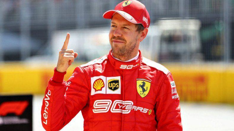Vettel confirmó su continuidad en la F1 en un nuevo equipo