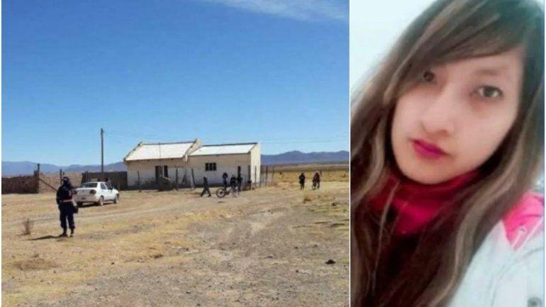 La principal hipótesis es que el autor del femicidio de Cesia es el adolescente de 14 años.