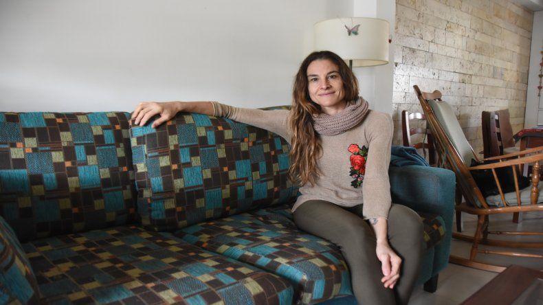 Valeria Malcotti: Voy a seguir contando cómo era el Neuquén de mis abuelos