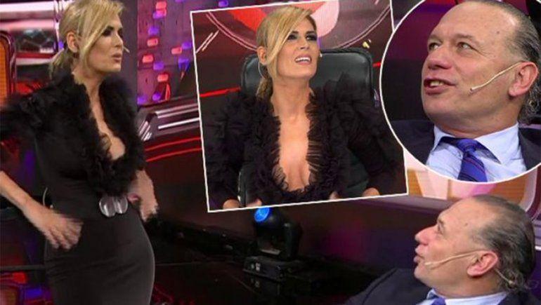 Rial dijo que Canosa tiene un romance con Berni y explotaron los memes