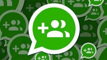 whatsapp: como abandonar un grupo sin que nadie se entere