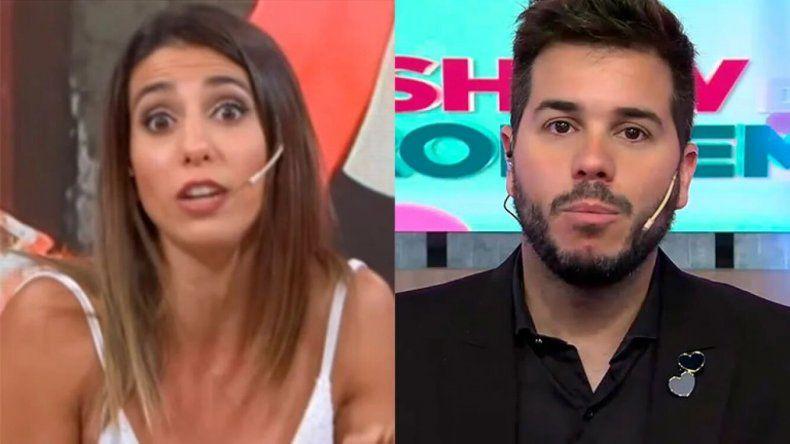 Cinthia Fernández se quedó sin trabajo y cargó contra Magaldi