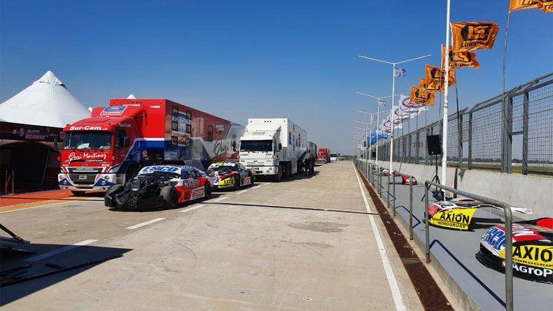 En San Nicolás, el TC pondrá los motores en marcha