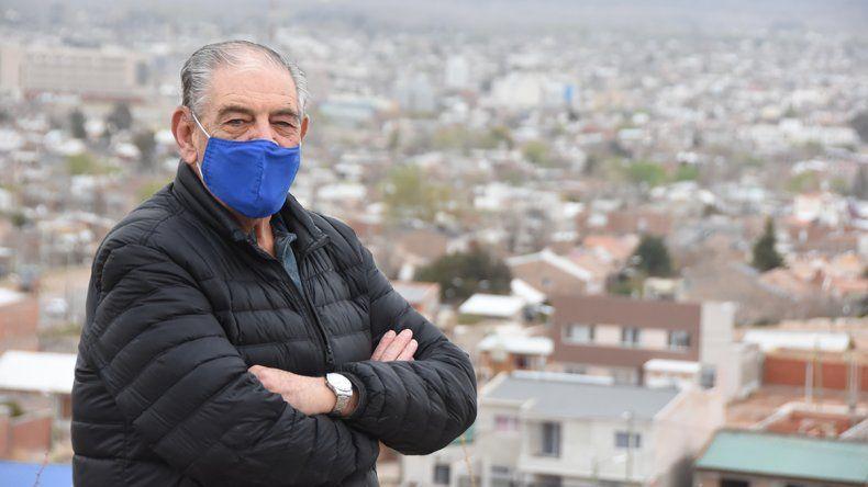 Emilio Zingoni, 50 años aportando a la salud de la región