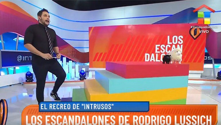 Lussich debuta con El show de los escandalones