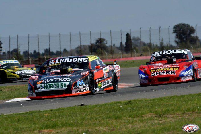 La mejor vuelta: Benvenuti, podio y nuevo líder del TC