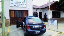 Los efectivos pertenecen a la Policía Federal, delegación Zapala.