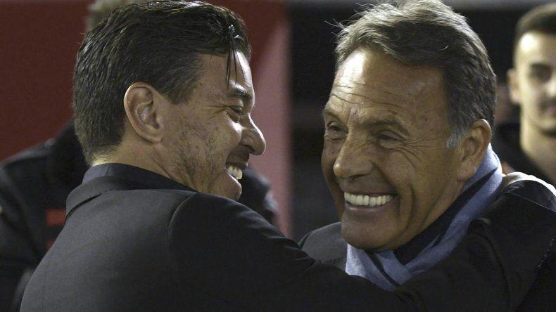 Las probables formaciones de Boca y River para el reinicio de la Copa