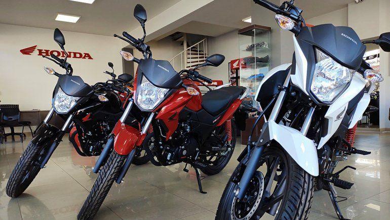 La venta de motos aumentó más de un 50% en Neuquén