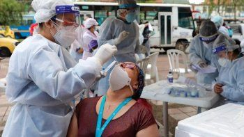 Récord: Argentina registró 429 muertes por coronavirus durante el lunes