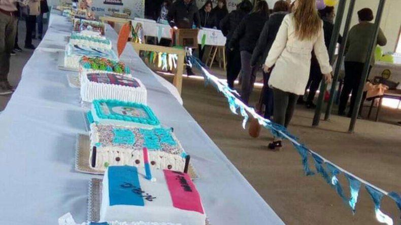 La torta solidaria de la Fundación Seno se muda al mundo virtual