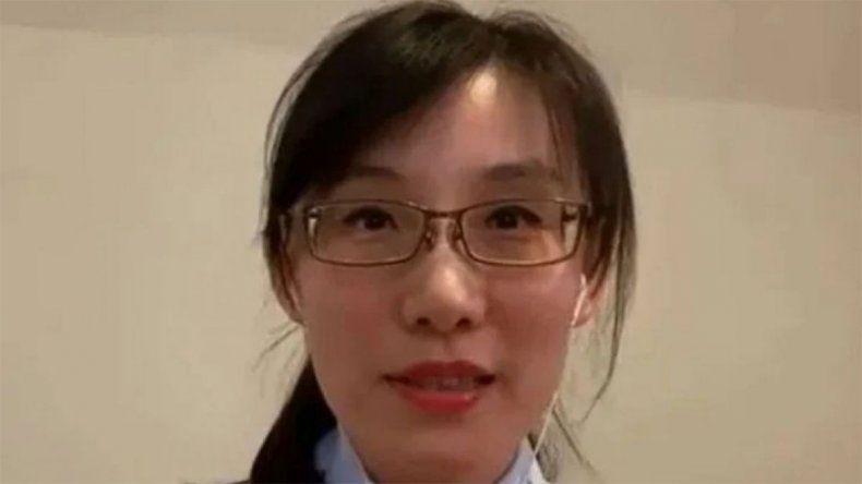 Viróloga china insiste en que el virus lo creó un laboratorio