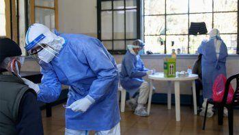 Casi el 60% de localidades neuquinas registró casos de COVID