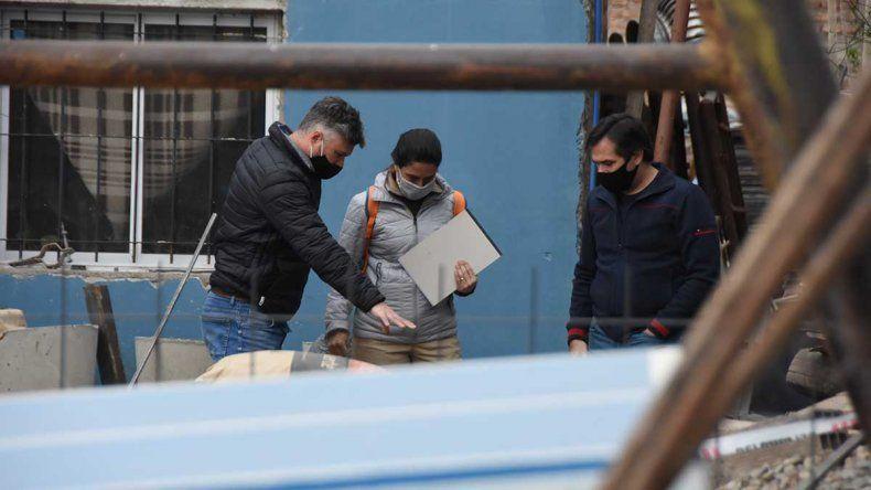 Investigan si los restos hallados son de Sergio Ávalos