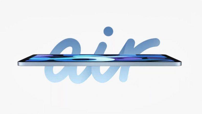 Nuevo iPad Air con chip A14 Bionic y nuevo sensor Touch ID