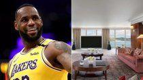 Lebrone James, Los Ángeles Lakers.