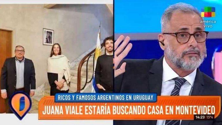 Rial estalló contra Nacho y Juana Viale: Hacen mesas golpistas