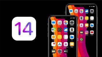 mira los celulares que seran compatibles con  ios 14