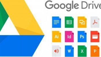 google drive borrara todos los archivos al pasar los treinta dias