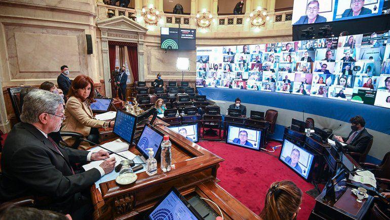 El oficialismo anuló los traslados de los camaristas Bruglia y Bertuzzi