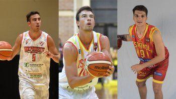 las joyitas del basquet empiezan a cambiar de aire