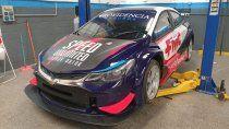 Manu Urcera integrará su cuarto equipo dentro del Súper TC2000, ya que para este año correrá con un Cruze del Monti Motorsport.
