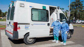 Neuquén: el coronavirus dejó seis nuevas muertes y 210 casos
