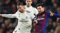 Messi se perdería un nuevo duelo con el Merengue de Ramos.