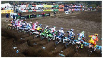 El Motocross en Villa La Angostura pasó para 2021.