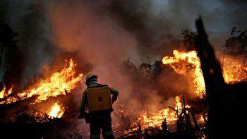 los incendios en el pantanal pueden traer lluvia negra