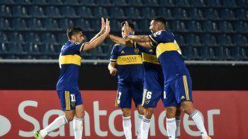 En vivo: Boca va por un triunfo clave en Colombia