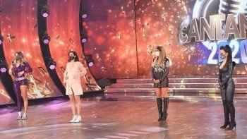 Polémico: salvaron a Charlotte y Sofi Morandi se fue del Cantando