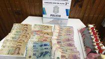 roban una heladeria: se llevan dinero y un postre