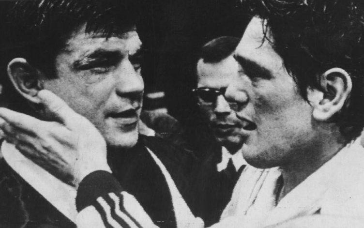 Ringo venció a Mildenberger y soñaba con ser campeón del mundo de boxeo. No pudo ser.