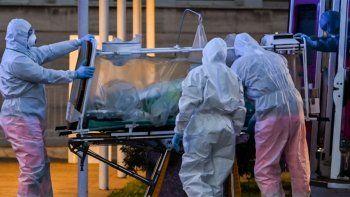 nuevo record de casos de coronavirus sacude al pais