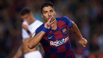 Suárez se va del Barcelona.