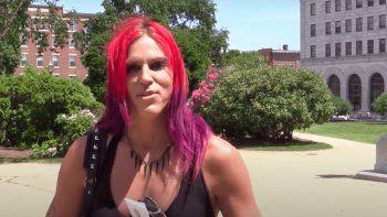 una transexual anarquista es candidata a ser sheriff