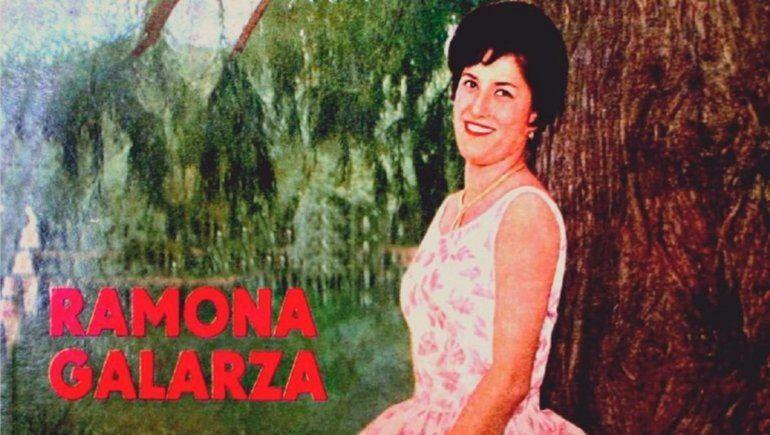 Ramona Galarza fue una de las figuras más salientes del chamamé.