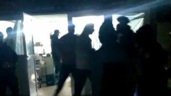 Una fiesta clandestina alteró la tranquilidad en Buta Ranquil