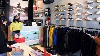 El jogging, estrella del encierro, le robó mercado al jean