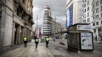 madrid pide apoyo al ejercito para frenar al coronavirus