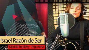 musicos neuquinos le cantan a israel en un concurso internacional