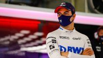 Sergio Pérez aparece dentro de las opciones que maneja el equipo Haas F1 Team para la temporada 2021 de la Fórmula 1.