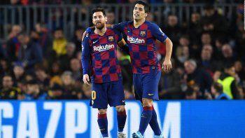 Barcelona: Lionel Messi despidió a Luis Suárez con un duro mensaje