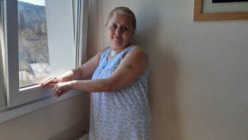 El duro relato de una enfermera que le ganó al covid-19