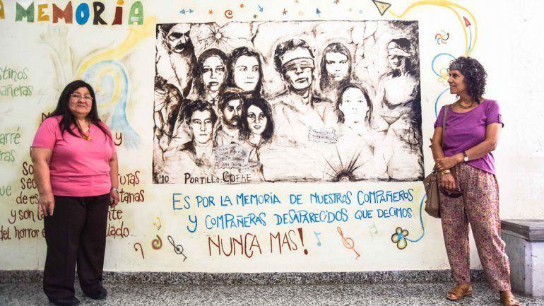 Gladis Sepúlveda y Elida Sifuentes estuvieron en cautiverio junto a sus compañeras estudiantes desaparecidas.